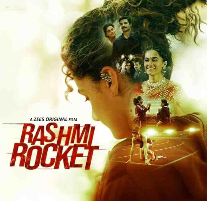 ZIDD LYRICS - RASHMI ROCKET   Nikhita Gandhi   Taapsee Pannu