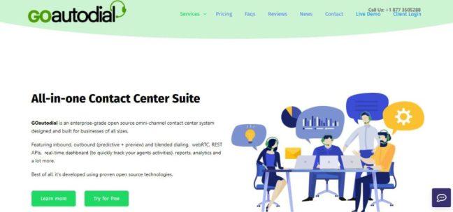 goautodial telemarketing software