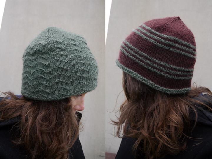 tuto bonnet reversible