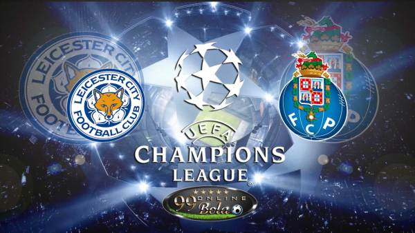 Prediksi Leicester City Vs Porto 28 September 2016