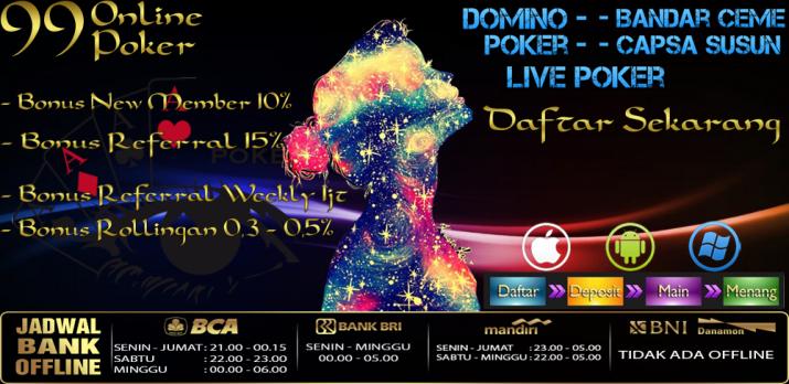 Poker Online Terpercaya 2