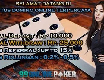 Mengenal Permainan 99 Domino Poker