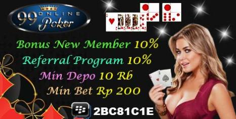 Agen judi poker online dan domino online