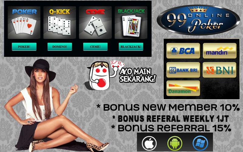 Bermain Dengan Mobile Poker Indonesia