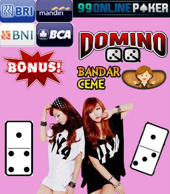 Domino QQ Indonesia Terbaik & Terpercaya Deposit 10 Rb