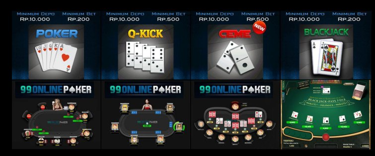Menyiasati Permainan Poker