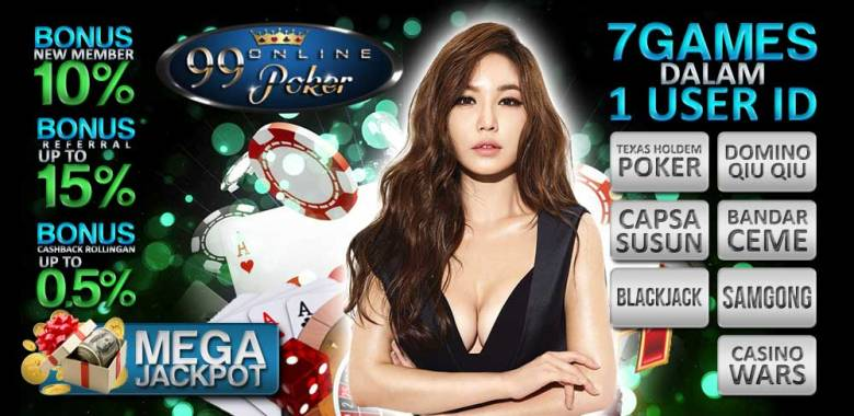 Join With Us 99Onlinepoker Bandar Poker Online Indonesia