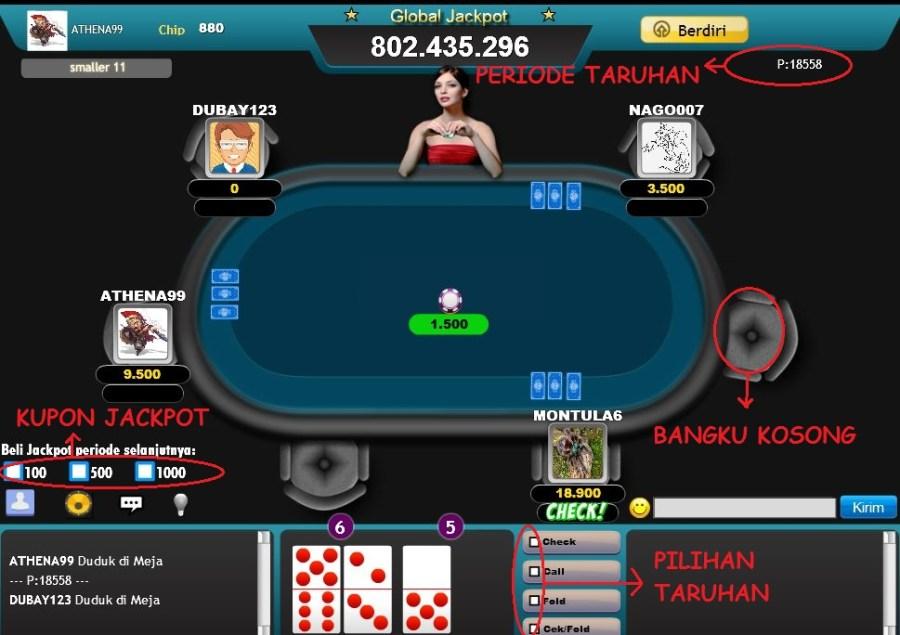 Domino Qiu Qiu Online Deposit 10 Rb