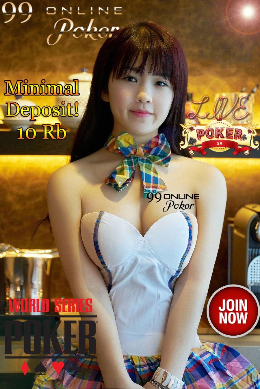 Memilih Judi Poker Online Ternama