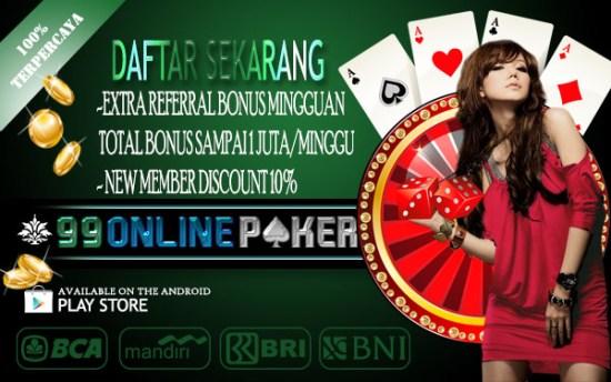 Cara Main Poker Online Yang Mudah
