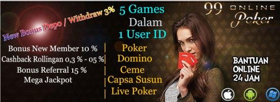 Mudah nya Main Poker Online