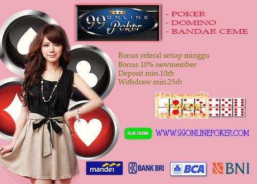 Live Poker Online 10 Ribu Indonesia