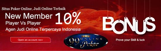 Pilihan Tindakan Situs Poker Online