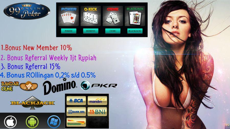 Strategi Bermain di Agen Poker Online Terpercaya