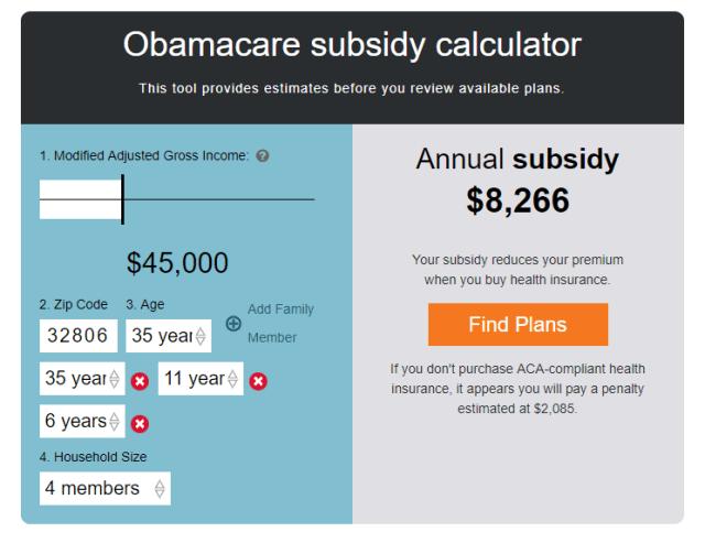 Choosing A Health Plan On Healthcare gov – 99 Percent Investor