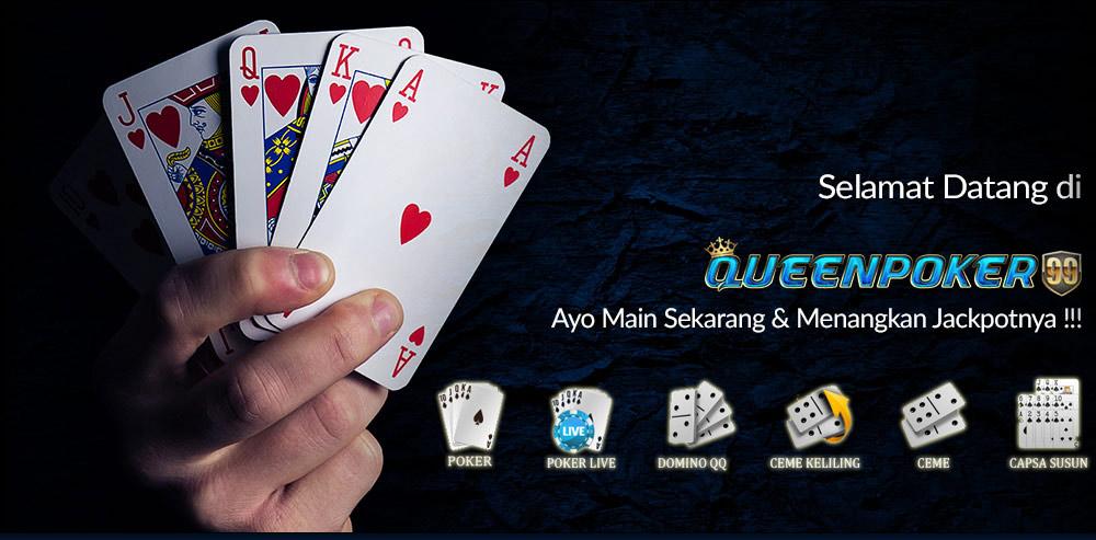 Ciri-Ciri Situs Poker Qq Online Yang Resmi