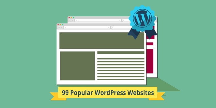 99 Popular Websites You Didn't Know Were Built with WordPress