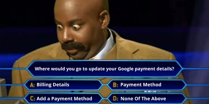 How to Update Your Google Ads Billing Details or Payment Method