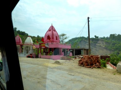 pink temple