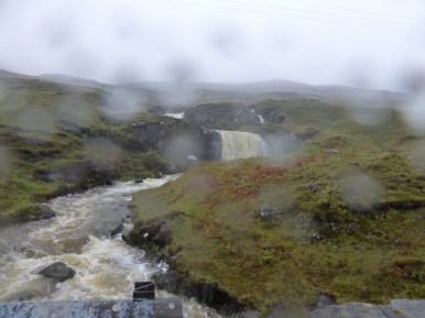 just wet