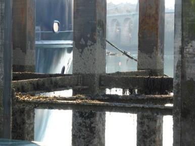 structure under pier