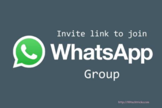 Join & Share Whatsapp Group Links Easy Tricks