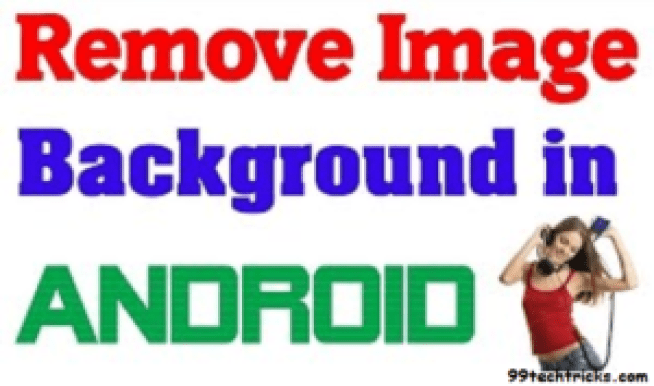 Change Background From Images With Android Apk