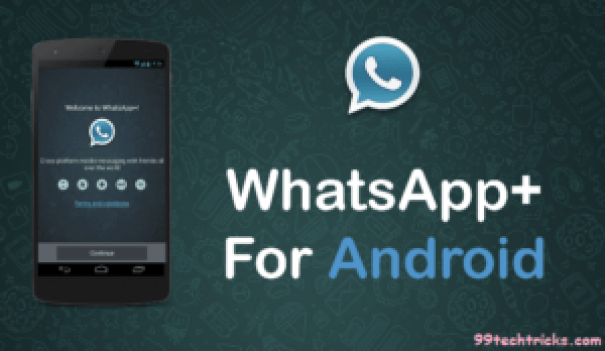 Download Latest Version Whatsapp Plus V6 12 Apk For Android 2018
