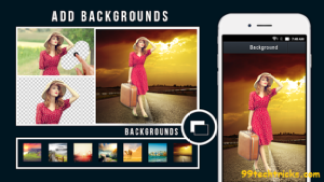 BACKGROUND REMOVER APK
