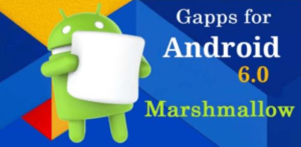 Download Gapps For Marshmallow Custom Roms