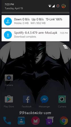 Download Spotify Music Apk