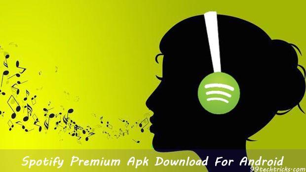 spotify music premium apk offline