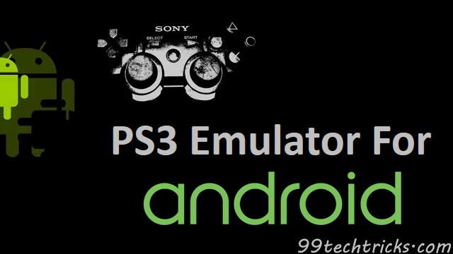 emuladores playstation 3 para android