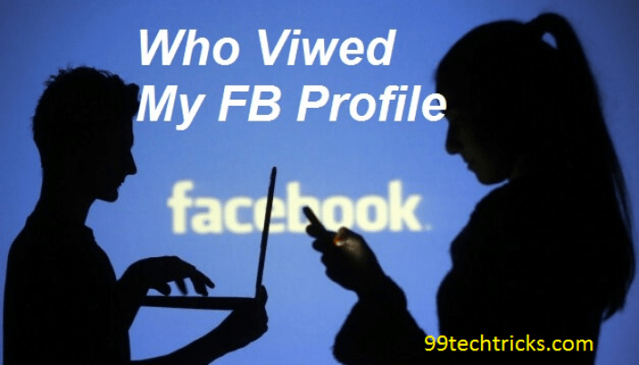 Know your facebook profile visitor