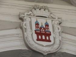 Stadtwappen der Kaiserstadt Speyer