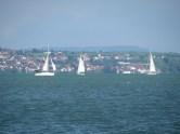 Bodensee bei Konstanz (Deutsches Ufer)