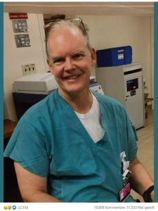 Dr. Gregor Michael