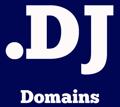 .dj Domain names