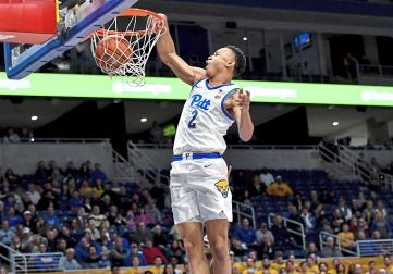 Trey McGowens came alive for Pitt by playing smart and simple ...