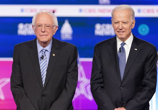 Michael Kazin: Democrats must unite after the Sanders-Biden battle ...