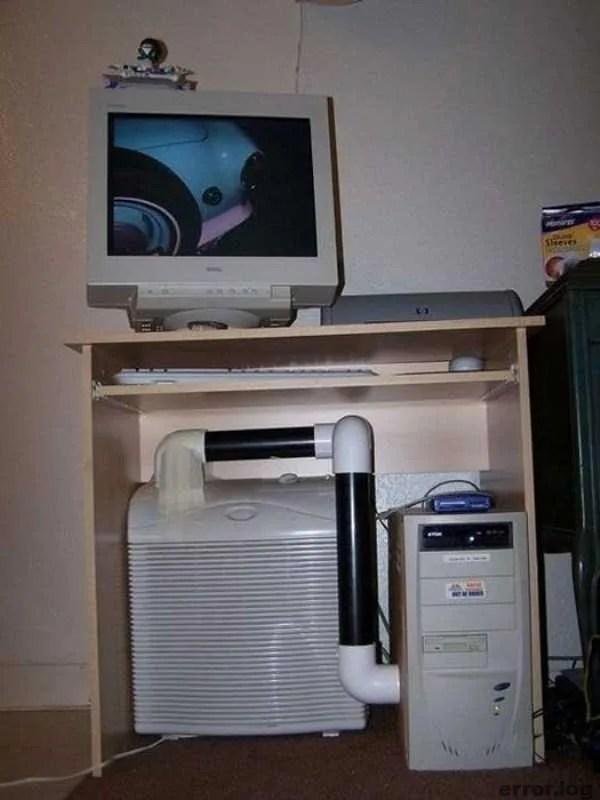 パソコンをクールに保つクールな方法