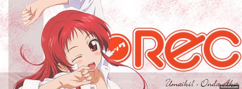 Resultado de imagem para rec banner anime
