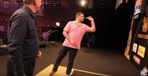 james wade throw