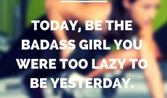 Are you Toxic? Join the 9 day detox | Today, be the Badass Girl you were too Lazy to Be Yesterday –  #fitfam #fitspiration #motivation                                                                                                                                                                                                                                                                                                                                                                                                                                                                                                                                                                                                                                                                                                                                                                                                                                                                                                                                                                                                         #fitness #healthy #quotes #workout #fitspo Are You Toxic? Take the Quiz ->