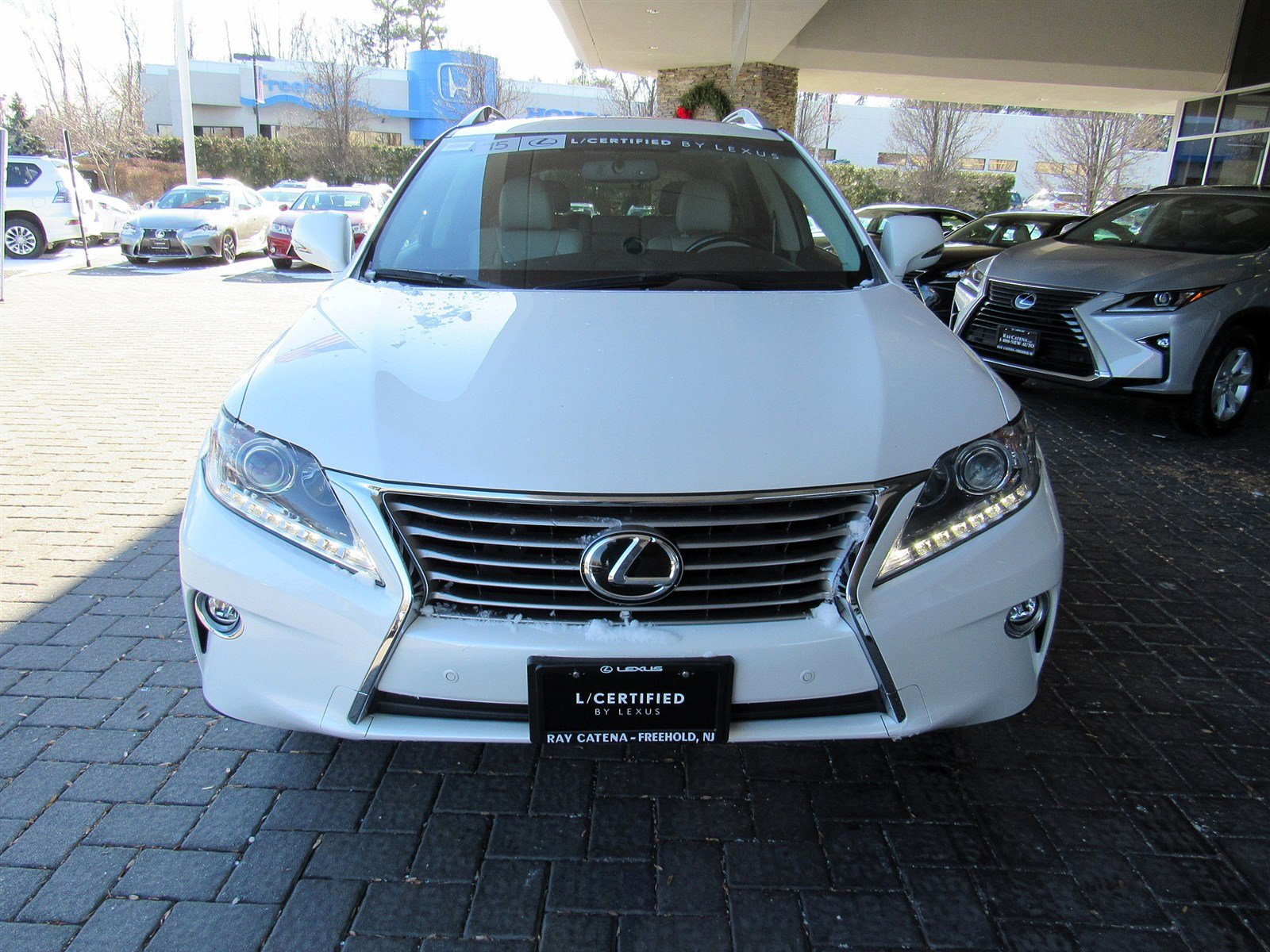 Lovely certified pre owned lexus rx 350 honda civic and for Honda civic rx