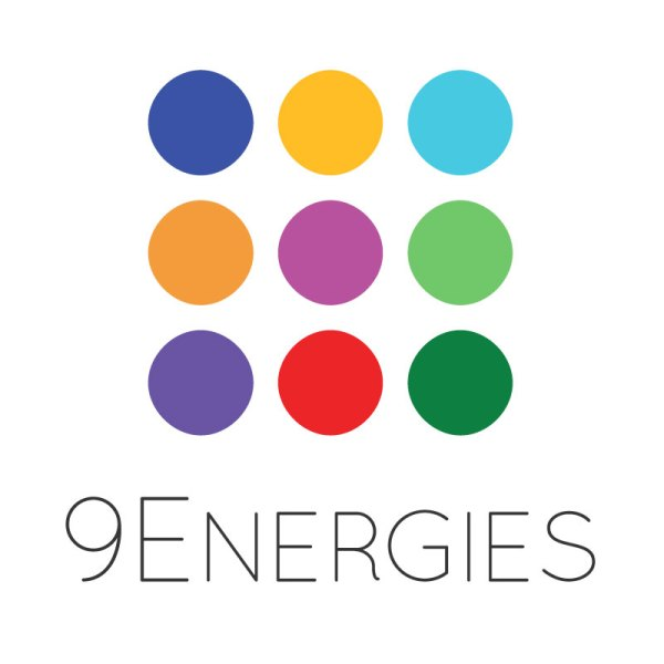 9 Energies Square Logo
