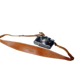 Camera strap-leather-curve-1