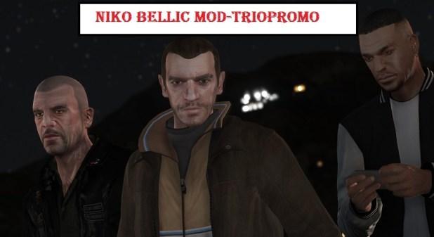 Niko Bellic Mod Triopromo