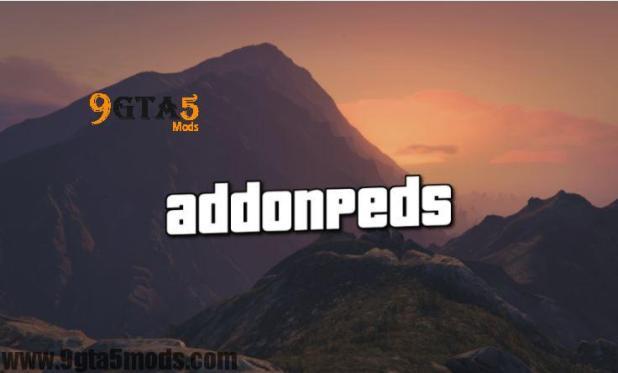 AddonPeds 2.2 Gta5