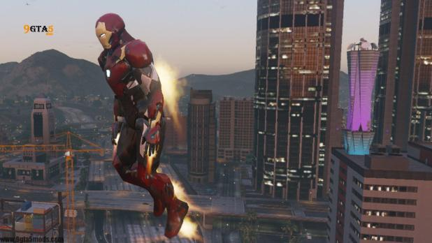 Iron Man Mark 47 Spider Man Homecoming 3